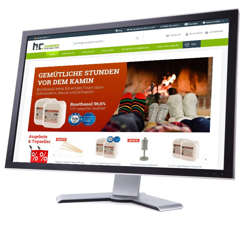 referenz shop hoefer chemie